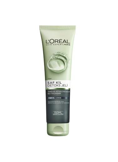 L'Oréal Paris Loreal Saf Kil Detoks Jeli 150 Ml Renkli